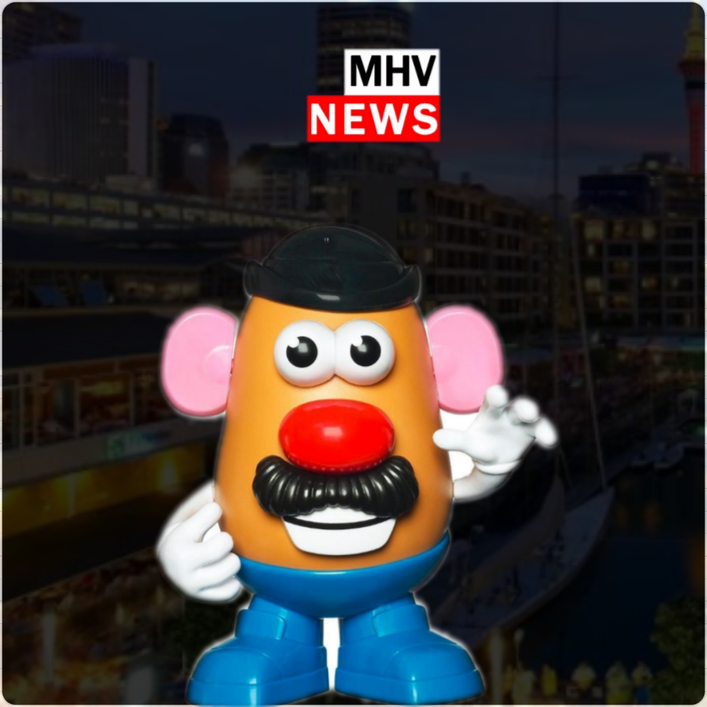 MISTER POTATO HEAD GOES GENDER NEUTRAL