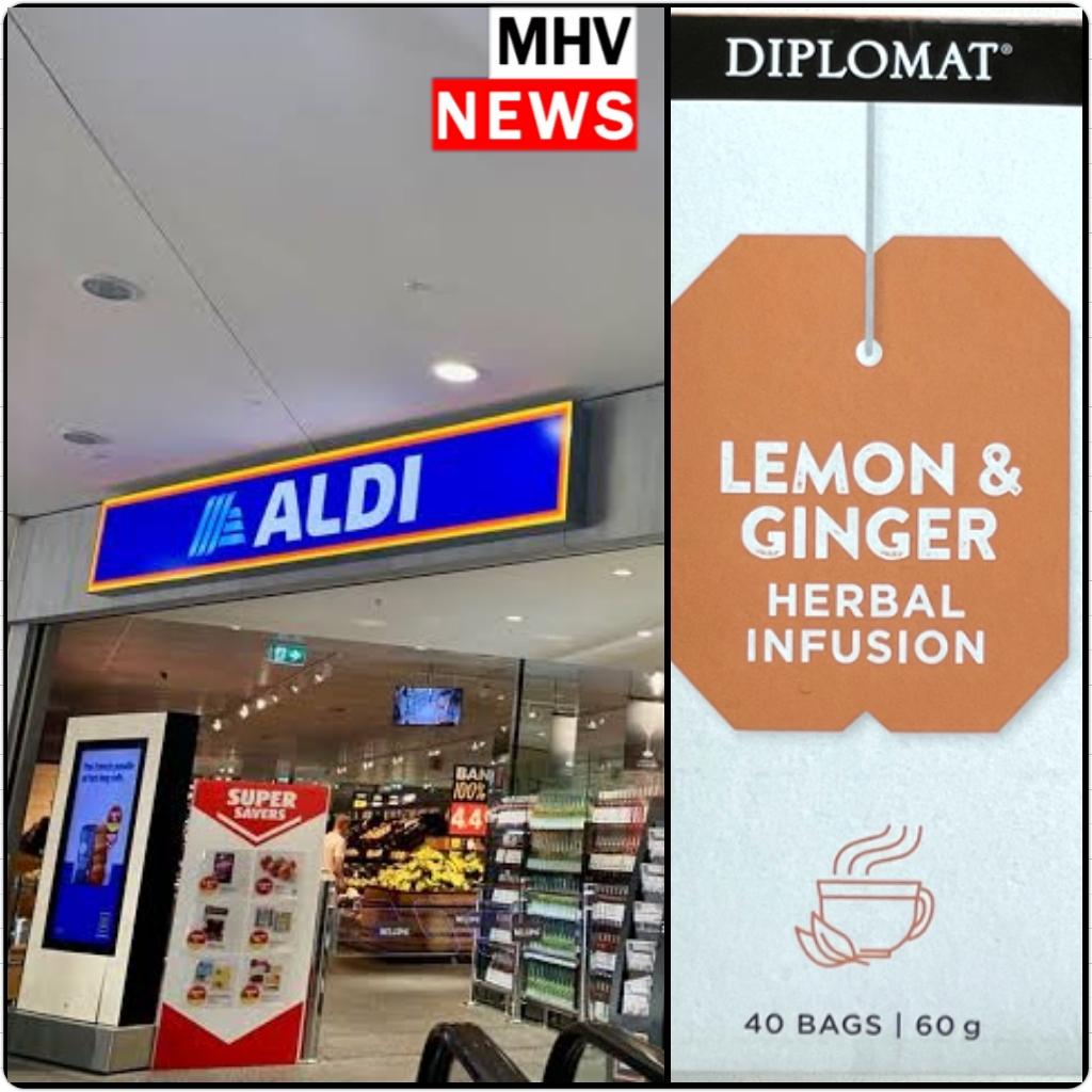 POPULAR HERBAL TEA SOLD AT ALDI RECALLED