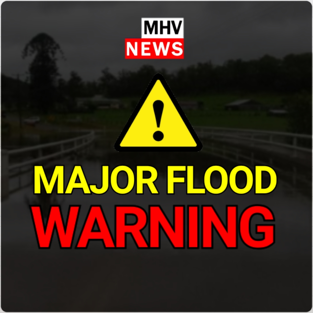 MAJOR FLOOD WARNING – Wollombi Brook